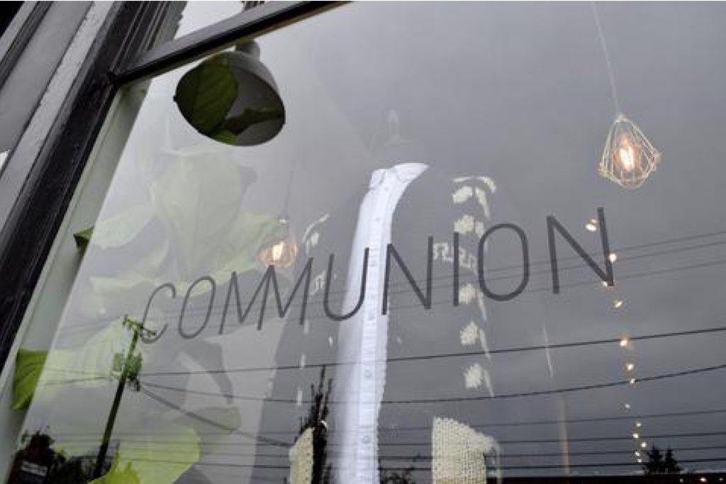 Communion: …