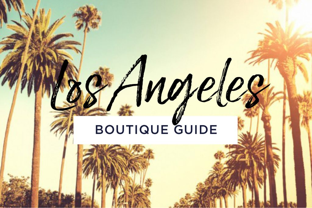Boutique Guide: …