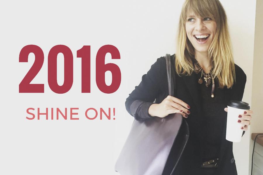 2016 Shine On Scarlet Chamberlin