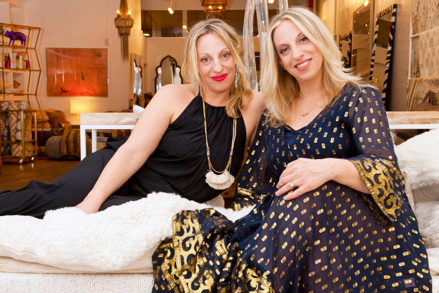 The AstroTwins are coming to Portland for their Celestial Salon at Scarlet's studio.
