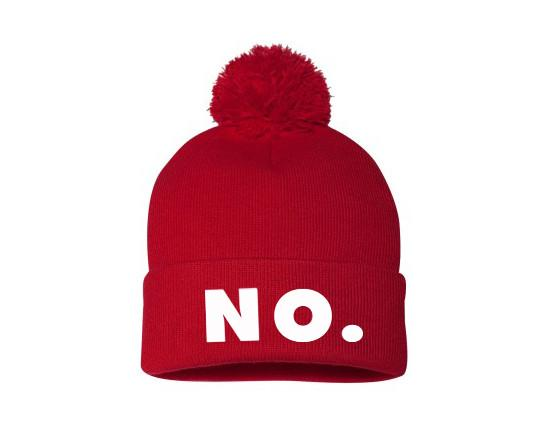 dyNasty-beanie-red-march-on-washington