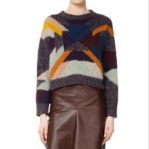 Isabel Marant Intarsia Sweater