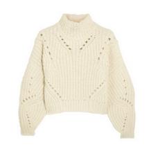 Isabel Marant chunky knit turtleneck