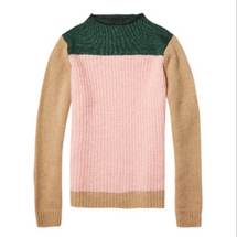 Scotch and Soda Color Block Sweater