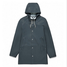 Stutterheim Charcoal Raincoat