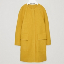 COS Yellow Coat