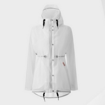 Clear Hunter Raincoat