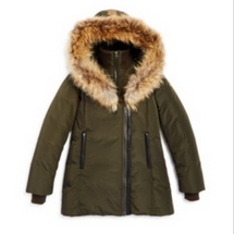 Mackage Fur Parka