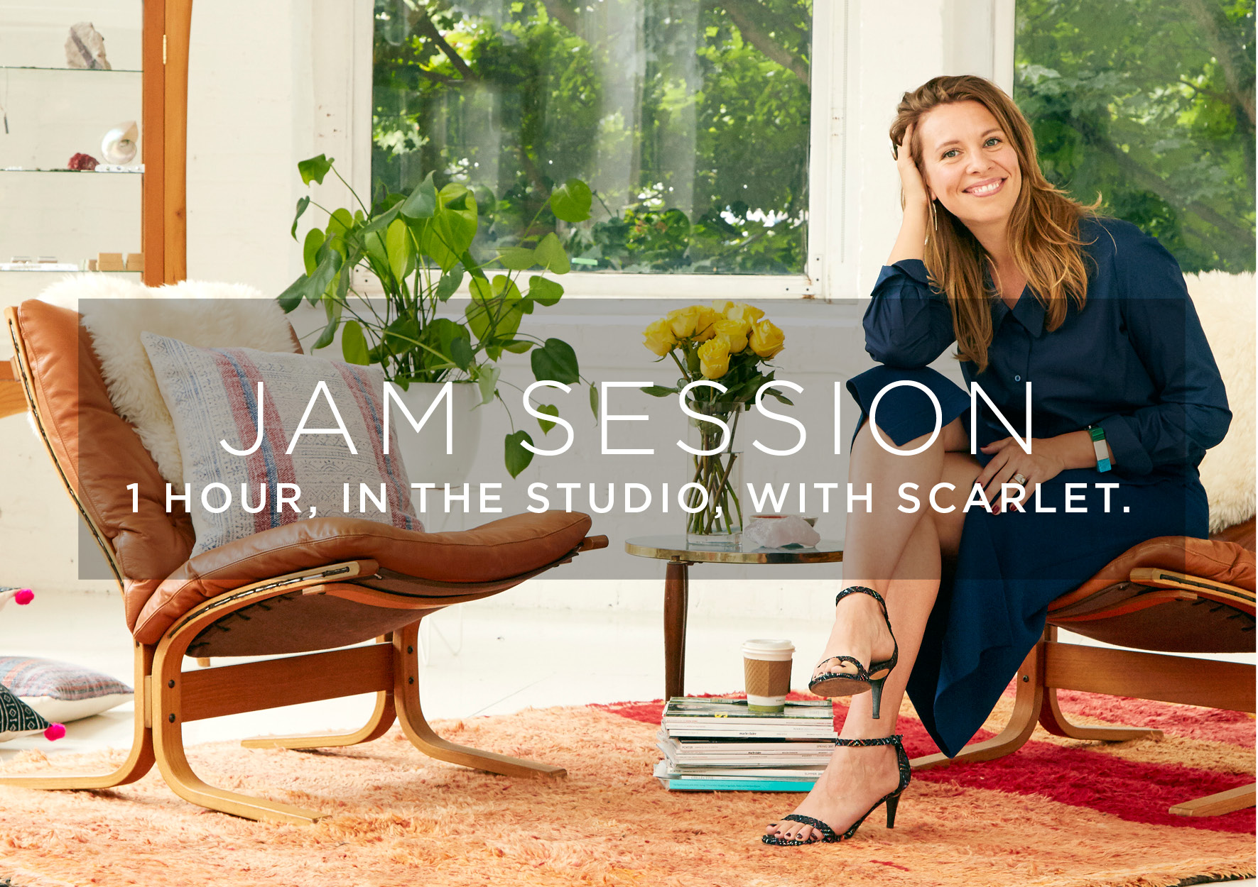 JAM SESSION HOME BADGE