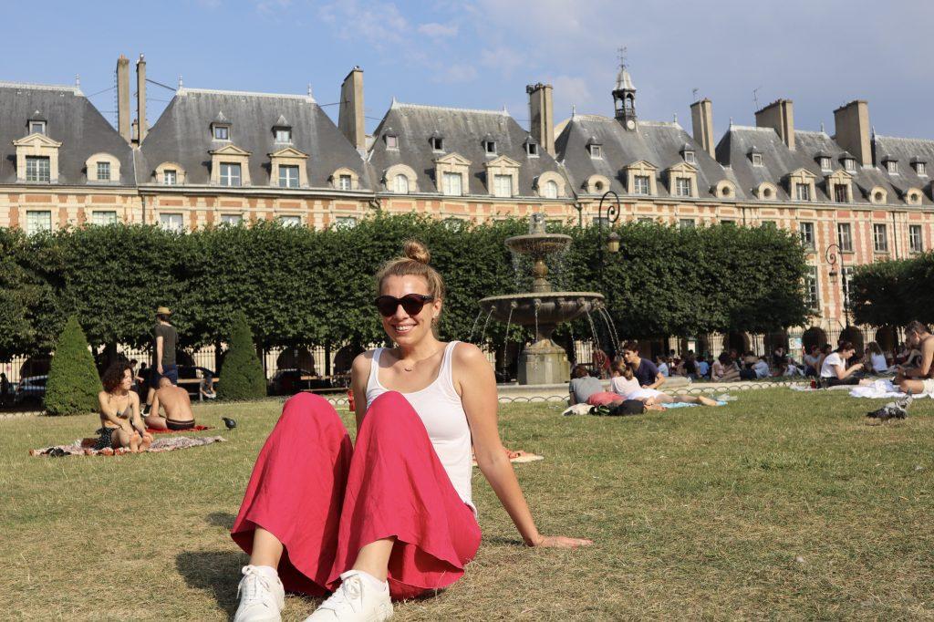 Paris Street …