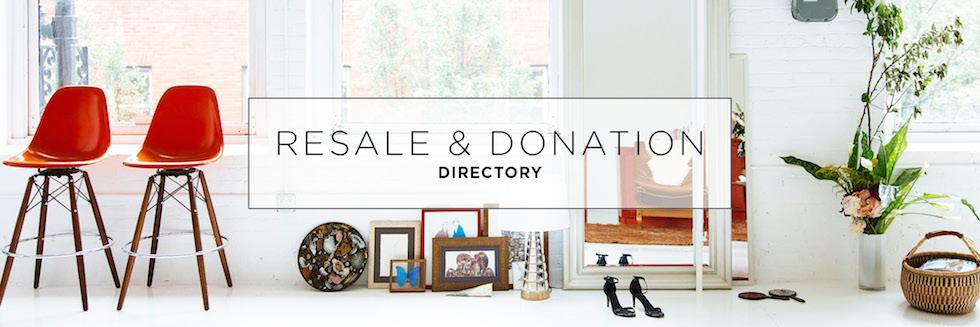 RESALE&DONATION