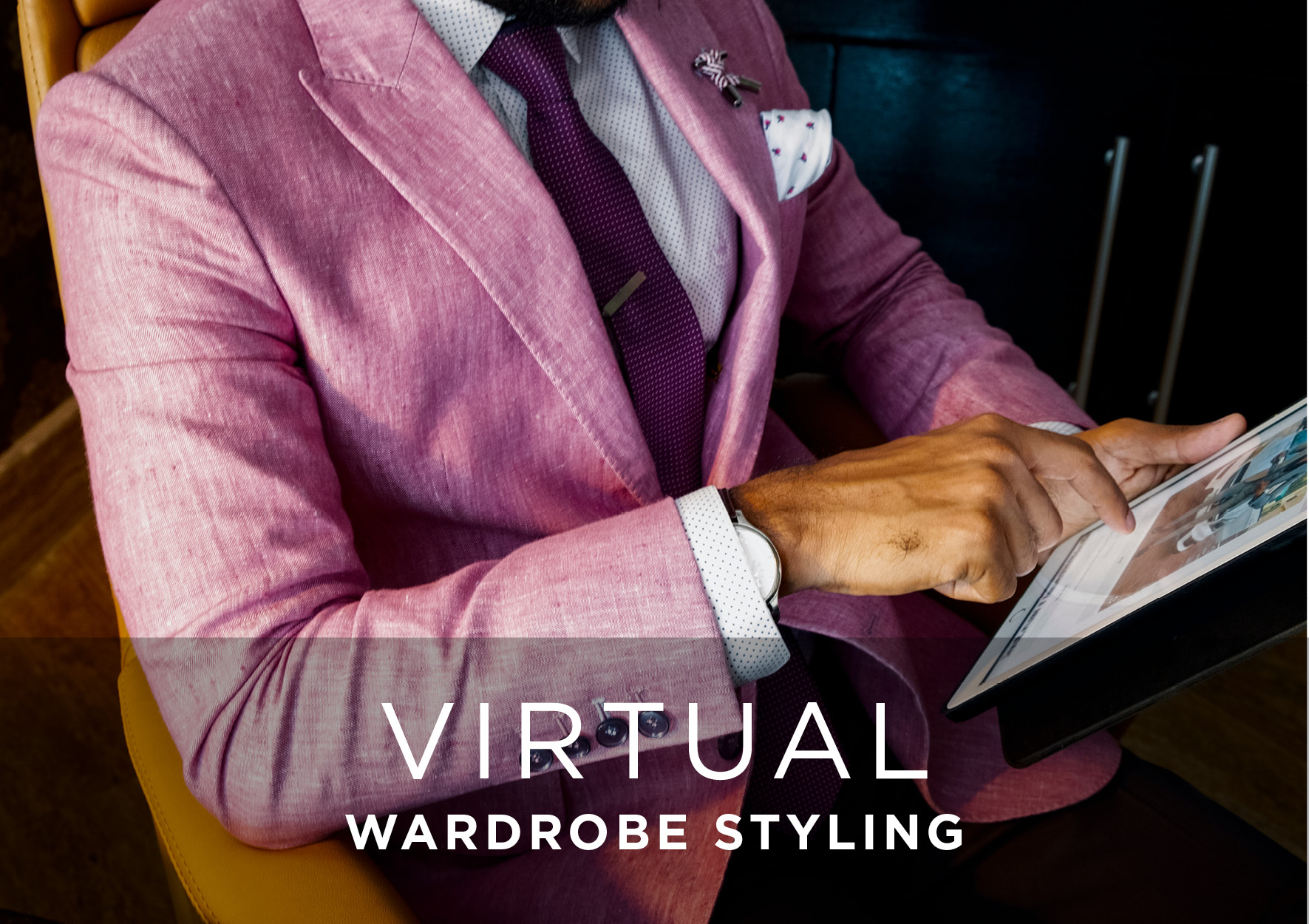 VIRTUAL wardrobe STYLING services